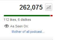 YouTube Views Like Count
